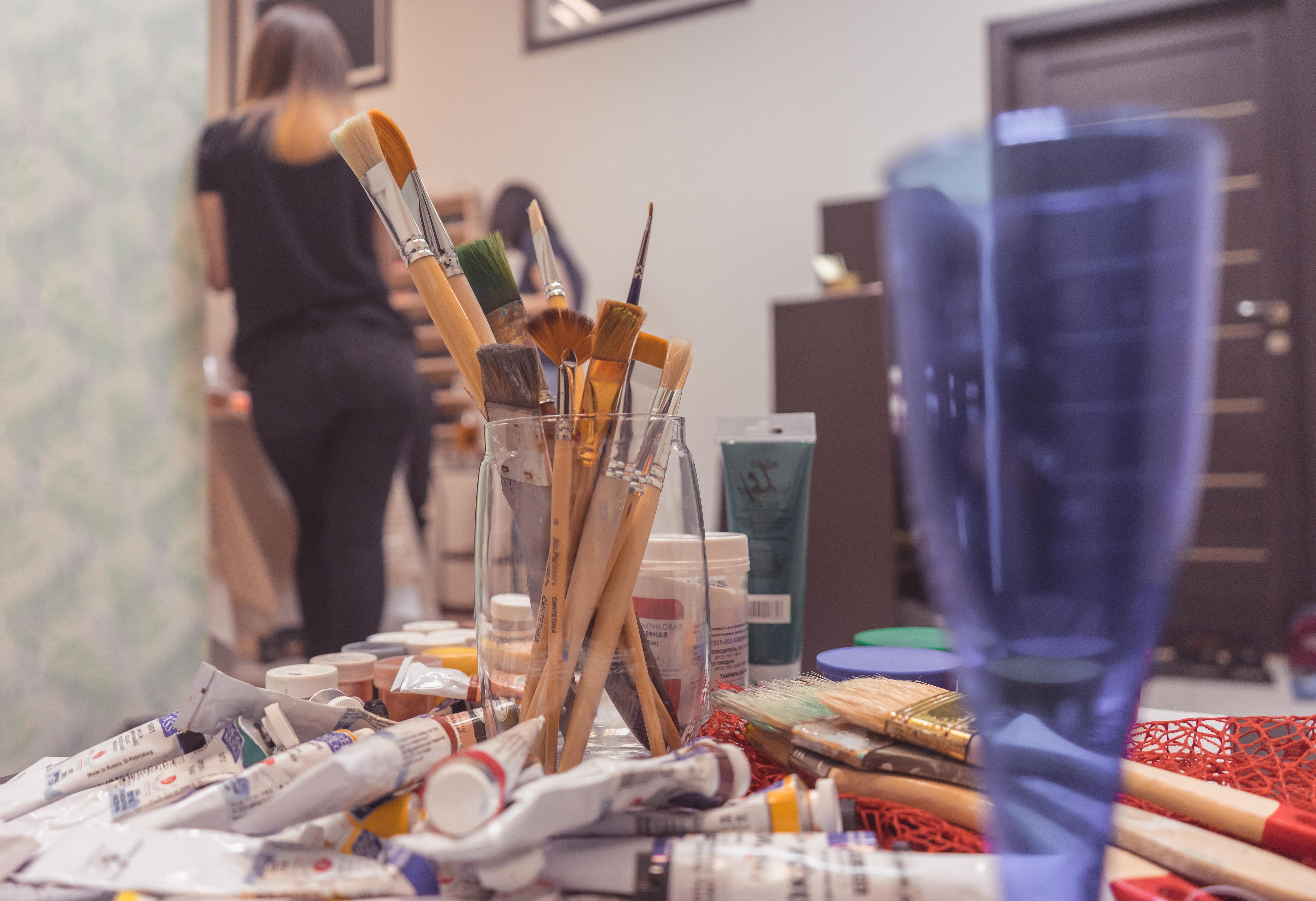 Арт терапия G Studio