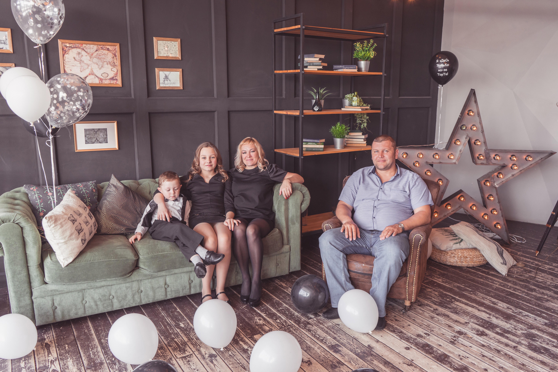 Семейный фотограф в Самаре